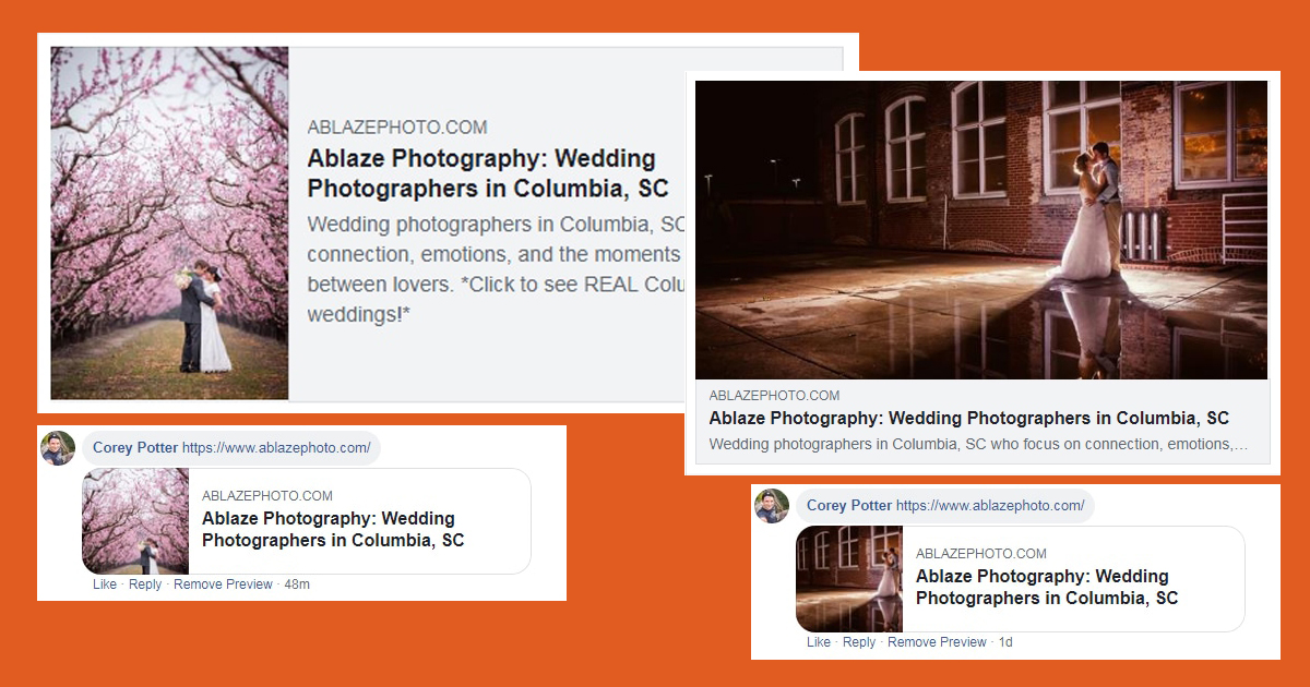 The Perfect Facebook Link Preview   Sizing, How to Set, & Templates